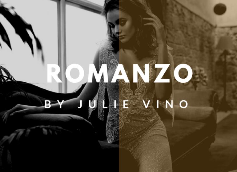 romanzo by julie vino - bridediaries